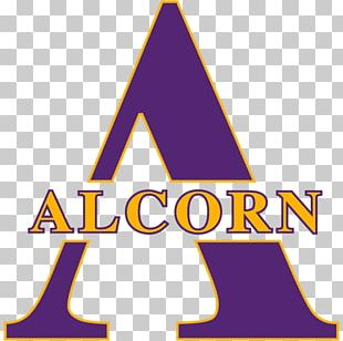 Alcorn State University Logo Alcorn State Braves And Lady Braves Brand Triangle PNG