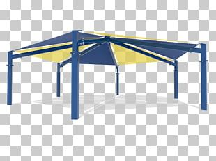 Shade Canopy Roof Playground Design PNG