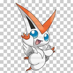 Victini Pikachu Pokemon Black & White Pokémon X And Y PNG