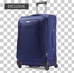Samsonite Baggage Suitcase Hand Luggage American Tourister PNG