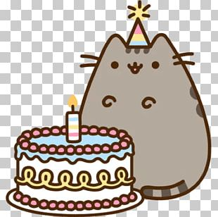 Birthday Cake Cupcake Wedding Cake Pusheen PNG