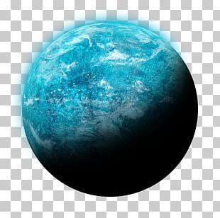Earth Ice Planet Pianeta X Planets Beyond Neptune PNG