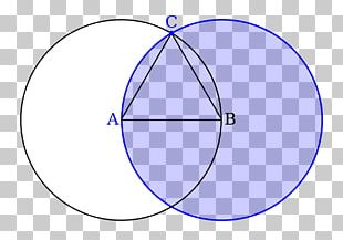 Circle Geometry Equilateral Triangle PNG