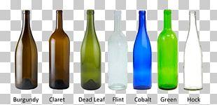 Glass Bottle Wine Rheingau Pinot Noir PNG