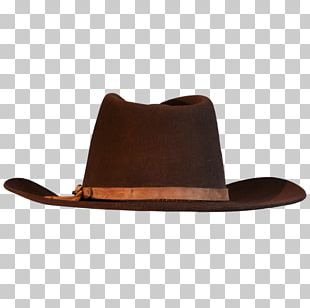 Brown Fedora PNG