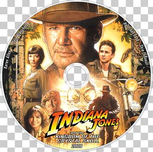 Harrison Ford Indiana Jones And The Kingdom Of The Crystal Skull Henry Jones PNG