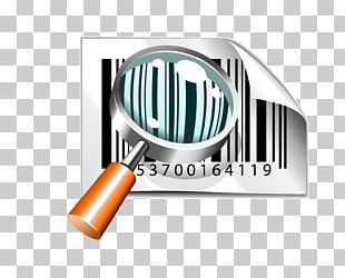 Microsoft PowerPoint Template Barcode Presentation Slide PNG
