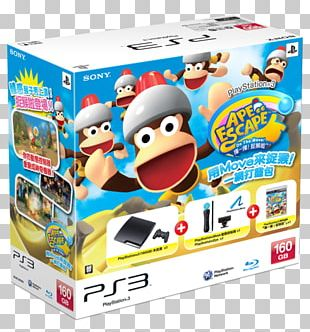 PlayStation Move Ape Escape PlayStation 3 Sony Interactive Entertainment PNG