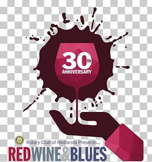 Wine Tasting Wine Glass Logo PNG