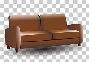 Couch Chair Living Room PNG