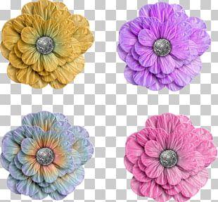 Flower Scrapbooking Paper Floral Design PNG