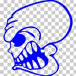 Human Skull Symbolism Color Rebelshop.se Line Art PNG
