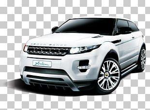 2012 Land Rover Range Rover Evoque 2015 Land Rover Range Rover Evoque Range Rover Sport Car PNG