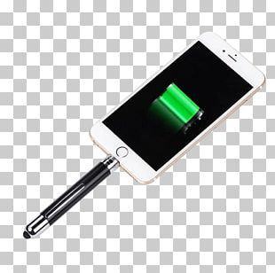 Battery Charger Mobile Phone Accessories Portable Media Player PNG