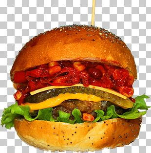 Cheeseburger Buffalo Burger Whopper Hamburger Slider PNG