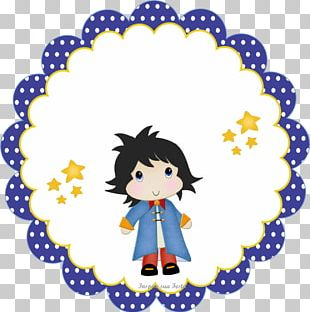 The Little Prince Printing Party Crown PNG