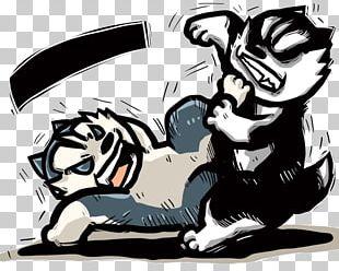 Dog Cat T-shirt Cartoon PNG