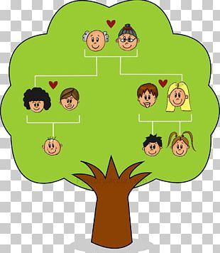 Family Tree Child Genealogy Nuclear Family PNG