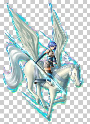 Fire Emblem Echoes: Shadows Of Valentia Catria Horse Video Game Fan Art PNG