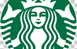 Starbucks Cafe Coffee Logo Frappuccino PNG