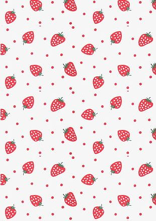 Strawberry Shading PNG
