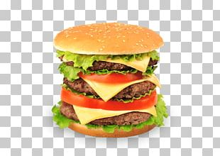 Cheeseburger Hamburger Pizza Whopper McDonald's Big Mac PNG