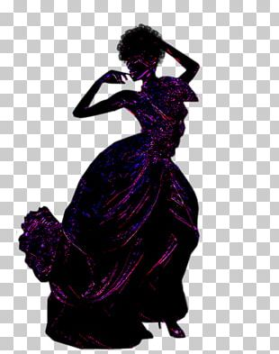 Costume Design Gown Silhouette PNG