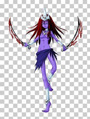 Demon Costume Design Desktop PNG