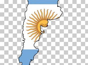 Flag Of Argentina National Flag Map PNG