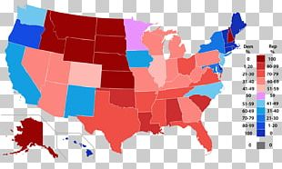 United States Presidential Election PNG