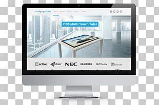 Computer Monitors Web Page Computer Software Web Design PNG