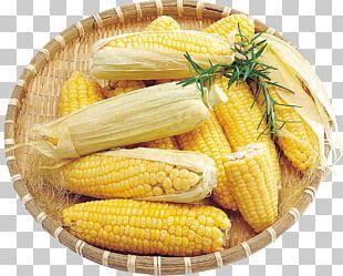 Corn On The Cob Maize Food PNG