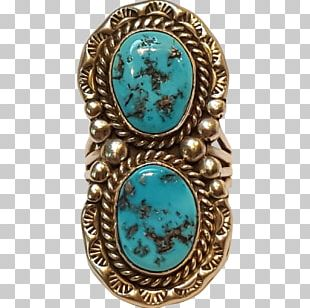 Turquoise Body Jewellery PNG