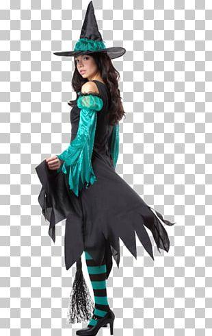 Costume Design Witchcraft Halloween Costume Art Museum PNG