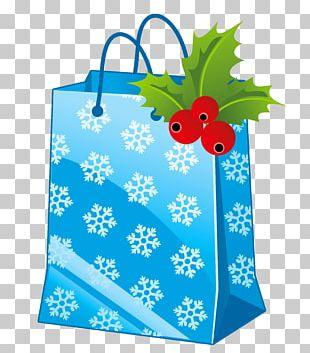 Gift Christmas Santa Claus PNG