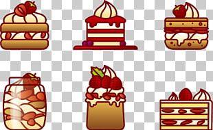 Shortcake Strawberry Cream Cake Christmas Cake Sponge Cake PNG