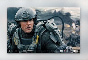 Tom Cruise All You Need Is Kill Edge Of Tomorrow Science Fiction Film PNG