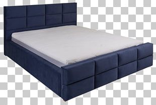 Bed Frame Mattress Box-spring Wezgłowie PNG