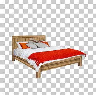 Bed Frame Platform Bed Furniture Sofa Bed PNG