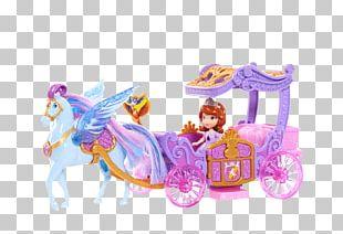 Horse Carriage Disney Junior Toy Disney Princess PNG