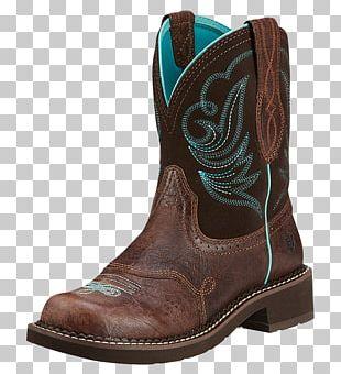 Ariat Cowboy Boot Equestrian PNG