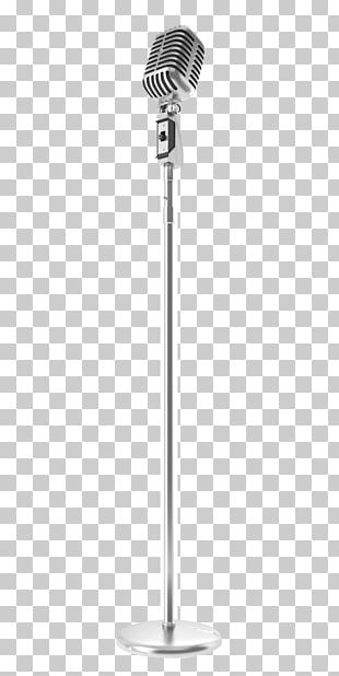 Microphone Stand Stock Photography PNG