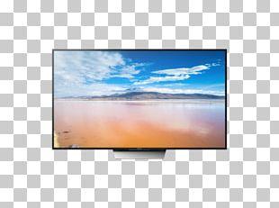 4K Resolution LED-backlit LCD High-dynamic-range Imaging Smart TV Television PNG