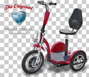 Wheel Electric Vehicle Scooter Car Bicycle PNG