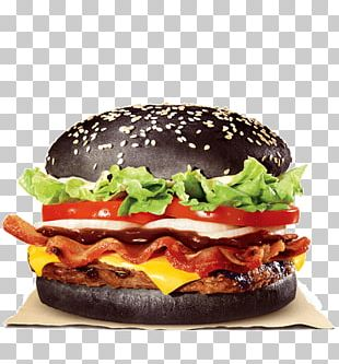 Whopper Hamburger Barbecue Burger King Bread PNG