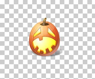 Emoticon Halloween Jack-o-lantern Pumpkin Icon PNG