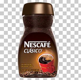 Instant Coffee Caffè Americano Café Puro Decaffeination PNG