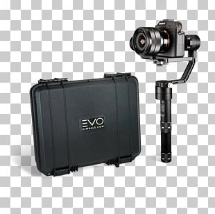 Camera Stabilizer Gimbal Digital SLR Mirrorless Interchangeable-lens Camera PNG