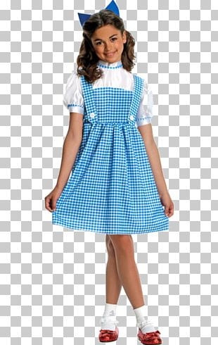 Dorothy Gale The Wizard Of Oz Glinda Halloween Costume PNG