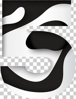 Logo Black And White Brand PNG